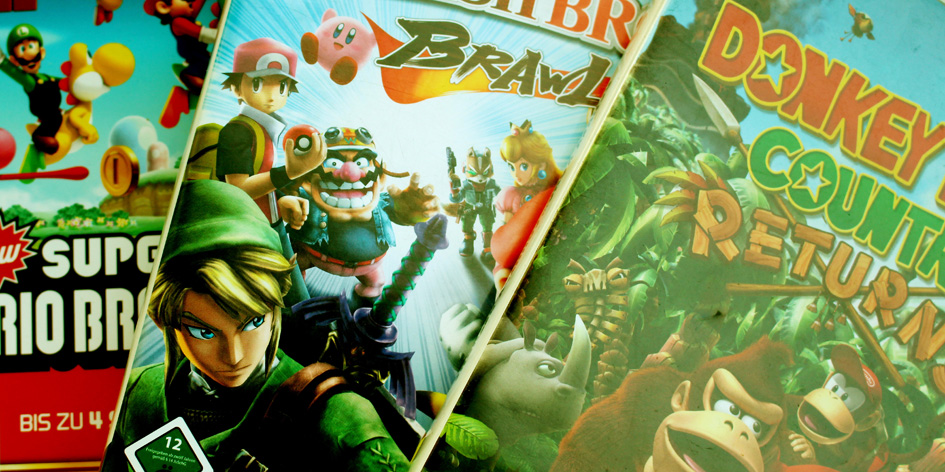 Die besten Wii Multiplayer Games