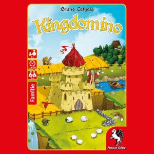 Nominiert für das Spiel des Jahres 2017: Kingdomino (Bildquelle: Pegasus)