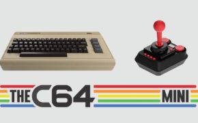 """Retro-Gaming: Der C64 Mini bringt den legendären """"Brotkasten"""" zurück. """"The C64 Mini"""" bringt die legendären Retro-Games des Commodore 64 zurück in dein Wohnzimmer! Wir haben einen ersten Blick darauf geworfen. Auf Feierabendgeek.de - dem Nerdblog deiner Wahl!"""