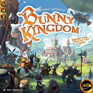 Auf der Messe Spiel17 in Essen gab es wieder zahlreiche Highlights aus der Welt der Brettspiele und Gesellschaftsspiele zu bestaunen - wie zum Beispiel das strategische Brettspiel Bunny Kingdom