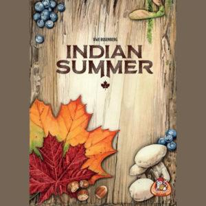Auf der Messe Spiel17 in Essen gab es wieder zahlreiche Neuheiten aus der Welt der Brettspiele und Gesellschaftsspiele zu bestaunen - wie zum Beispiel das Lege-Brettspiel Indian Summer
