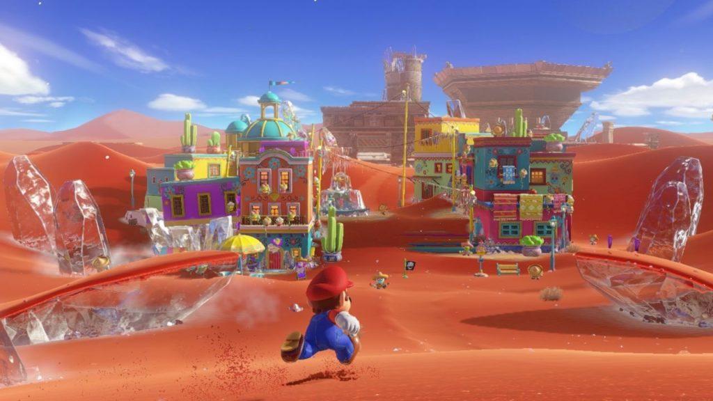 """""""Mario Odyssey"""" erscheint am Freitag für die Nintendo Switch. Und Amazon hat dazu heute zwei extrem schmackhafte Deals zubereitet: Nintendo Switch Konsole inklusive """"Mario Odyssey"""" für 349,00 € """"Mario Odyssey"""" für 47,99€ (bzw. 45,99€ als Prime-Mitglied mit Vorbesteller-Rabatt)"""