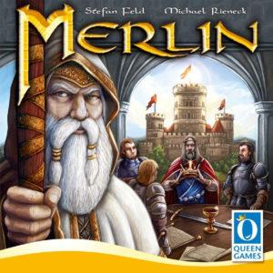 Auf der Messe Spiel17 in Essen gab es wieder zahlreiche Highlights aus der Welt der Brettspiele und Gesellschaftsspiele zu bestaunen - wie zum Beispiel das Strategiespiel Merlin