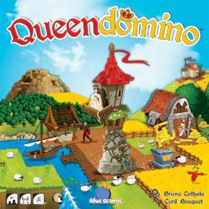 Auf der Messe Spiel17 in Essen gab es wieder zahlreiche Highlights aus der Welt der Brettspiele und Gesellschaftsspiele zu bestaunen - wie zum Beispiel das Familienspiel Queendomino